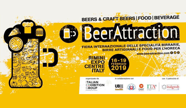 Birra Dolmen al Beer Attraction 2019